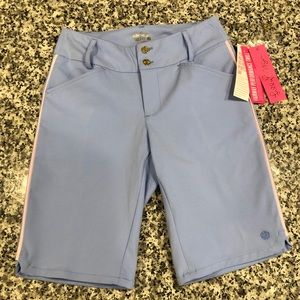Lilly Pulitzer Luxletic NWT Shorts size 0